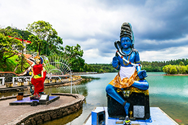 Indian Ocean-Mauritius-Grand Bassin
