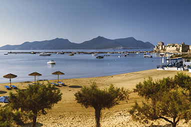 Peloponnese-Methoni-Παραλία Μεθώνης