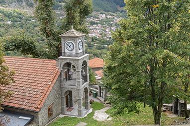 Epirus-Metsovo-The Monasteries