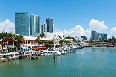 United States-Miami-Bayside Marketplace