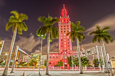 United States-Miami-Freedom Tower