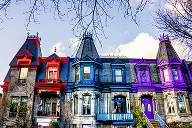 Canada-Monteal-Vieux Montreal
