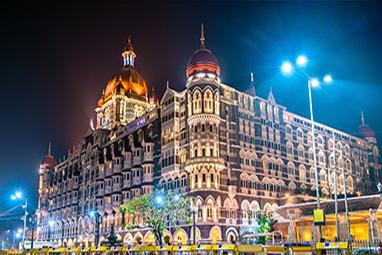 India - Mumbai - Taj Mahal Hotel