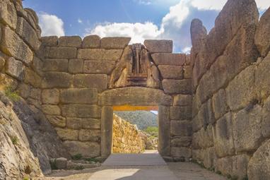 Peloponissos-Nafplio-Mycenae