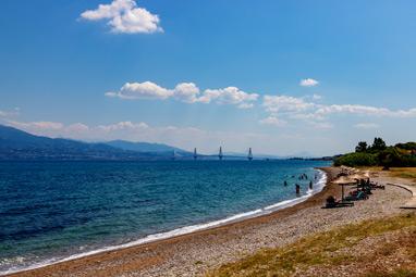 Sterea Ellada-Nafpaktos-On the beaches