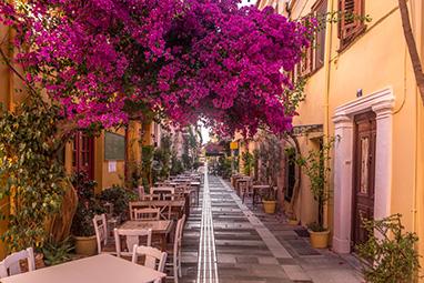 Peloponissos - Nafplio - The old town