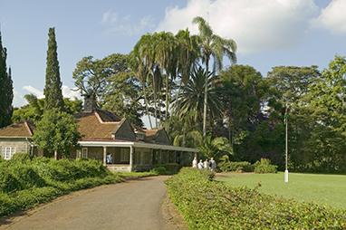 Kenya-Nairobi-Μουσείο Karen Blixen