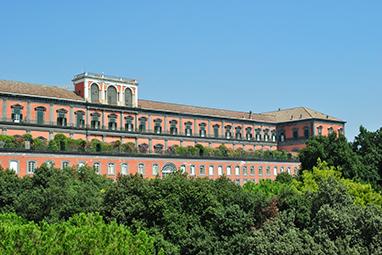 Italy-Naples-Βασιλικό Παλάτι