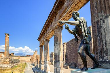 Italy-Naples-Πομπηία