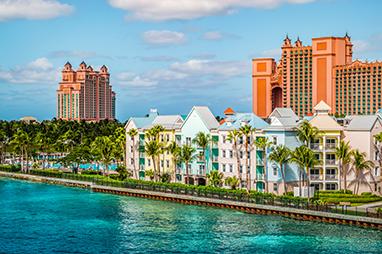 Bahamas-Nassau-Bόλτα στην πόλη