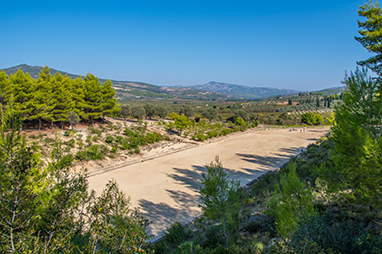 Peloponnese-Nemea-Το Στάδιο