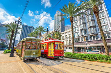 United States-New Orleans-New Orleans -Canal Street