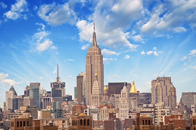 USA - New York - Empire State Building