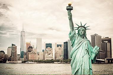 USA - New York - Statue of Liberty