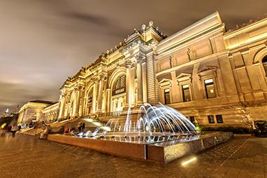 USA - New York - The Metropolitan Museum of Art