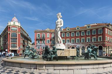 France - Nice - Masséna Square