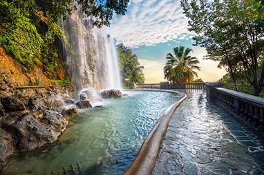 France - Nice - Parc du Chateau