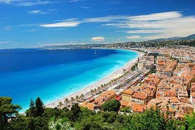 France - Nice - Promenade des Anglais
