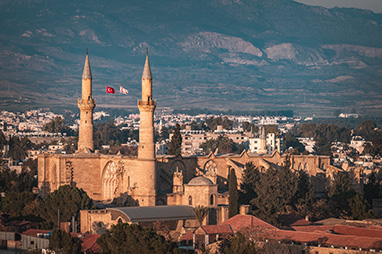 Cyprus-Nicosia-Σελιμιγιέ Τζαμί