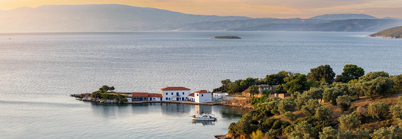 North Traditional Greece