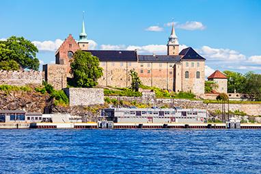 Norway-Oslo-Φρούριο Ακερσούς
