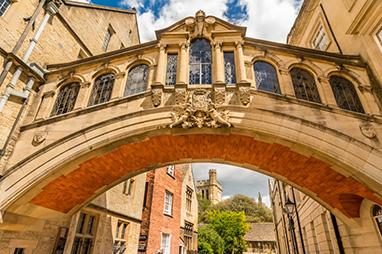 England - Oxford - Bridge of Sighs