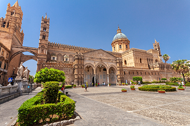 Italy-Palermo-Cattedrale (Καθεδρικός Ναός)
