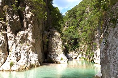 Epirus-Parga-Activities in Acheron