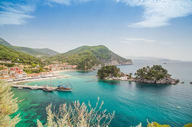 Epirus-Parga-Island of Panagia
