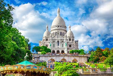 France - Paris -  Montmartre
