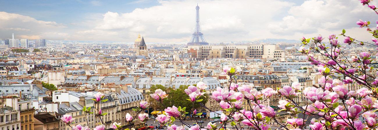 Παρίσι fly & drive