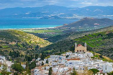 Cyclades - Paros - Lefkes Village