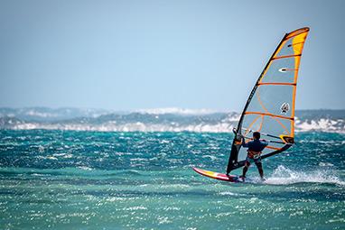 Cyclades - Paros - Water Sports