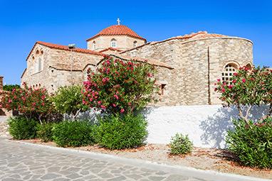 Cyclades - Paros - Panagia Ekatontapyliani