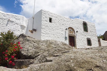 Dodecanese - Patmos - Cave of Apocalypse