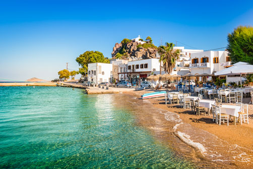 Dodecanese - Patmos - Skala