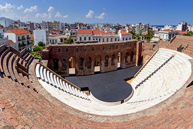 Peloponissos - Patra - Ancient Conservatory