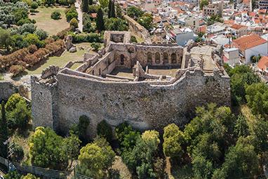 Peloponissos - Patra - Medieval castle