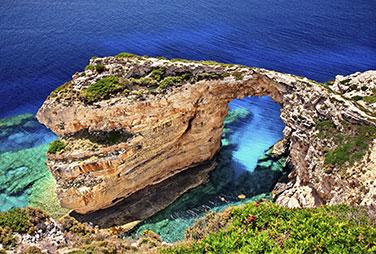 Ionian - Paxi - Tripitos Arch