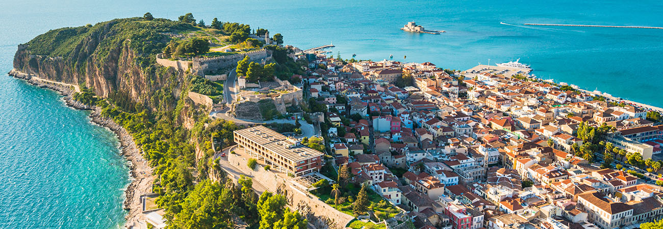 East Peloponnese tour