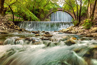Thesalia-Pertouli-Το γεφύρι της Παλαιοκαρυάς
