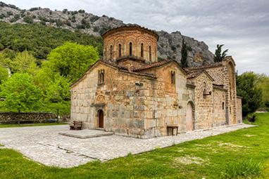 Thessaly-Pertouli-Η Πόρτα Παναγιά
