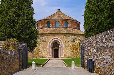 Italy-Perugia-Chiesa di San Michele Arcangelo