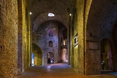 Italy-Perugia-Rocca Paolina
