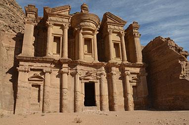 Jordan-Petra-Ad-Deir