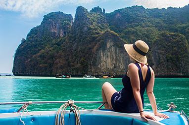 Thailand-Phi Phi Islands-Pileh Lagoon