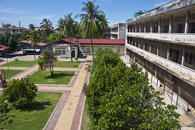 Cambodia-Phnom Penh-Μουσείο Tuol Sleng