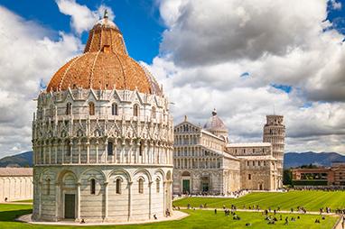 Italy-Pisa-Βαπτιστήριο