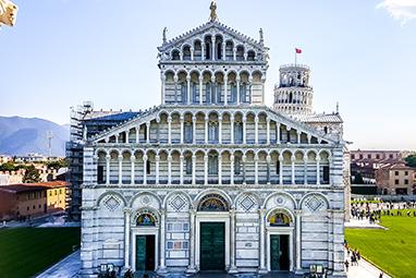 Italy-Pisa-Καθεδρικός ναός της Σάντα Μαρία Ασσούντα