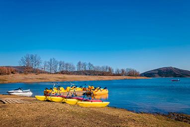 Thesalia-Lake Plastira-Activities
